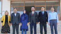 İl Müdürü Karahan'dan Şehit Eşi Öğretmene Ziyaret