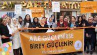 """AKP ve CHP'de """"Kadına Şiddete Hayır"""" Mesajları"""