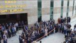 MKÜ'de cami ibadete açıldı