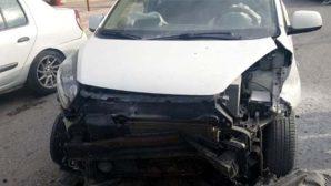 Samandağ'da kaza