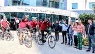 Bisikletçiler, Ata İçin  Ankara Yolunda
