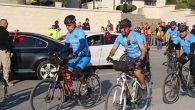 Bisiklet Tutkunları Anıtkabir Yolunda