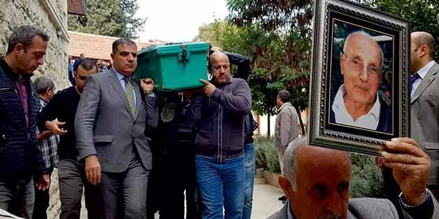 Gazetemiz Yazı İşleri Müdürü Cemil Yıldız'ın babası