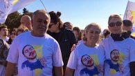 İstanbul Maratonu'nda birlikte koştular