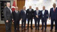 DSİ Genel Müdürü  Aydın'a Teşekkür