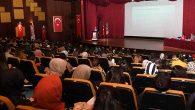 """MKÜ'de """"Fuat Sezgin Yılı"""" kutlaması paneli"""
