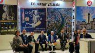 Hatay, Ankara'da…