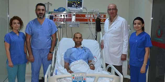 Aort Cerrahisi Operasyonu Başarılı…