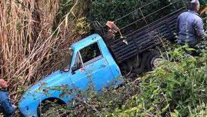 Sürücü, kazadan yaralı olarak kurtarıldı