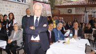 """Mehmet Karasu, """"Adına Kitapla""""  Onurlandırıldı"""