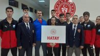 Karatede Türkiye 3.sü Hatay'dan: