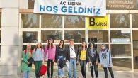 Karlısu Öğrencileri Şanlıurfa'da