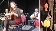 Kazak Müzisyen  Bugün MKÜ'de
