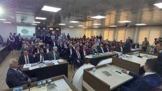 BŞB Meclisi  Kırıkhan'da toplandı…