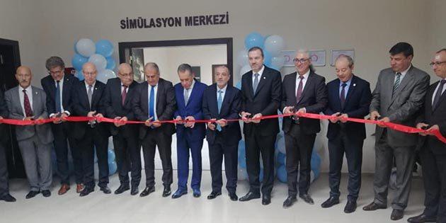 İSTE'de Simülasyon Merkezi