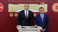 MHP'li Vekil, Amanos Tüneli'ni çok önemsiyor: