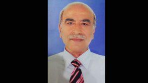 Samandağlı Öğretmen, Okul Müdürü  vefat etti