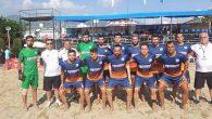 Arsuz, Plaj Futbolunda 2.Turda
