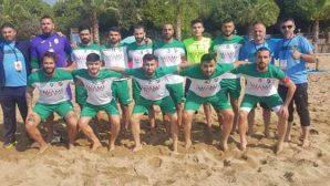 Plaj Futbolunda 2 Takımımız da Elendi