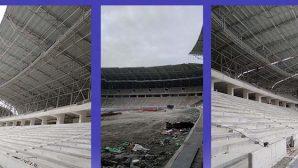 Stadyum Mayıs'ta Hazır