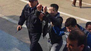 Tacizciye 8 yıl 3 ay hapis