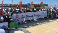 """Bahçeşehir'den """"Tek Evimiz Dünya""""  Çevre Hareketi"""