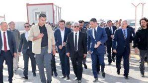 Vali Doğan Afrin'de