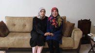 Vali Doğan'ın eşi Şehit Annesi Ziyaretinde