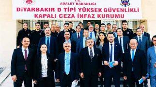 Yayman, Diyarbakır Cezaevinde