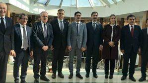 Yurt Dışı Komisyonu İlk Kez Toplandı