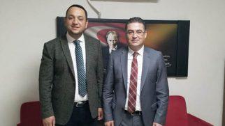 CHP'de Antakya İlçe Başkan Adayı Ümit Kutlu…