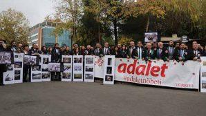 Adaletin Nöbeti Diyarbakır'da
