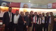 Defne'de CHP'nin yeni ilçe başkanı