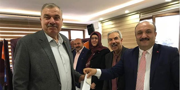 AKP'de  delege  seçimleri