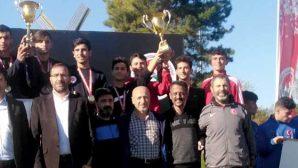 Hatay BŞB Atletleri Türkiye 3.sü Oldu