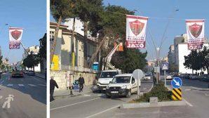 Antakya, Defne cadde, sokak, alan ve  çarşılarında: