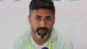 Hatayspor Teknik Direktörü Toysal: