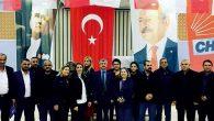 CHP Kırıkhan'da Başkan değişmedi
