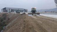 Yeni Stadyum Yanına Tahliye Kanalı