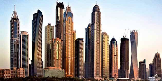 Ortadoğu'nun kalbi Dubai'de
