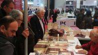 Prof. Dr. Özdemir  Eskişehir Kitap Fuarı'nda