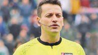 Bursa-Hatay  maçı hakemi Volkan Bayarslan