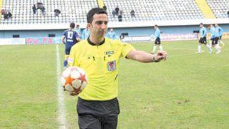 A.Hatayspor-Sivasspor Maçı Hakemi Yasin Kol