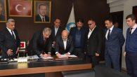 Antakya Belediyesi ile HAK-İŞ'ten Toplu Sözleşme