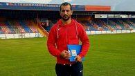 İskenderunspor'un yeni Teknik Patronu  Murat Kurt…