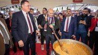 İzmir Festivalinde Hatay Lezzetli Kış Şöleni