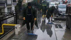 Hatay BŞB-Fen işleri hizmeti Armutlu Mahallesine: