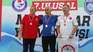 Kamil Köseoğlu'dan 3 altın