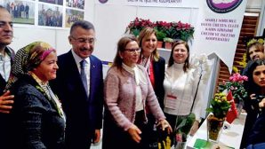Ankara'da Kooperatif Fuarı