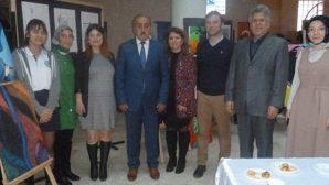 Görsel Sergi N.asfuroğlu A.l.'de